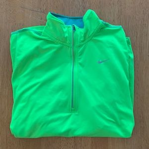 Nike Dri-Fit Running Athletic Pullover